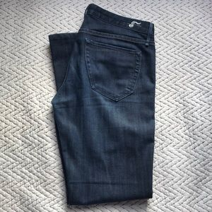Earnest Sewn Dark Wash Denim